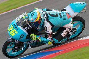 Moto3 Argentina, FP2: Continua il dominio di Joan Mir