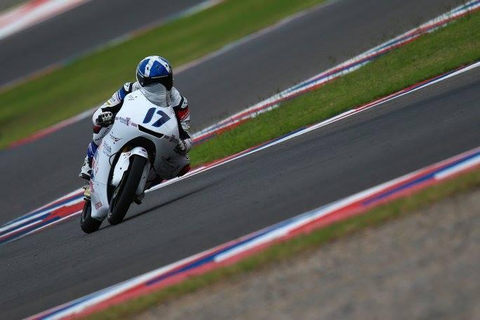 Moto3 Argentina, WUP: Il poleman, McPhee, fa suo anche il Warm Up