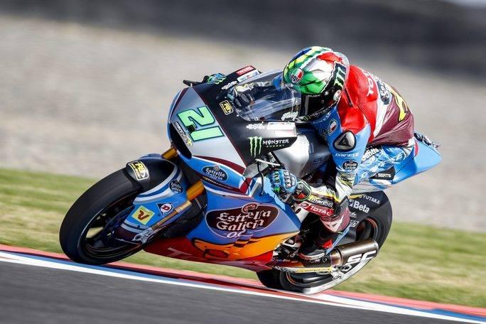 Moto2 Argentina, WUP: Morbidelli domina e detta il passo