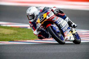 Moto3 Stati Uniti, Gara: Capolavoro di Fenati, Di Giannantonio sul podio