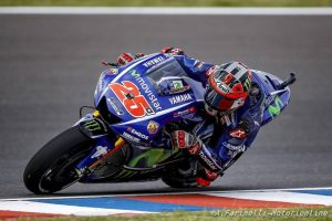 MotoGP Argentina Gara: Strepitoso Vinales, arriva il miracolo di Rossi 2°