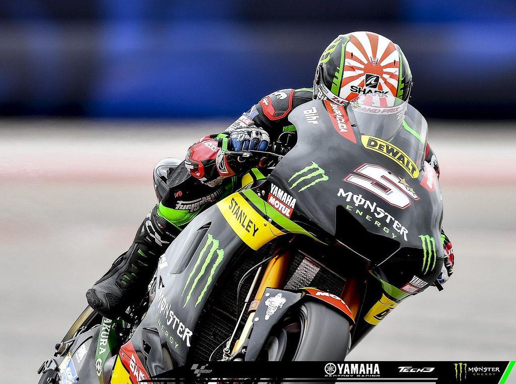 """MotoGP Stati Uniti Qualifiche: Zarco, """"Siamo molto soddisfatti del risultato della qualifica"""""""