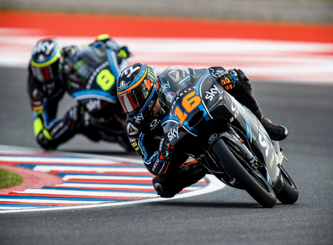 Moto3 Argentina GP Day 1: buon inizio per lo Sky Racing Team VR46