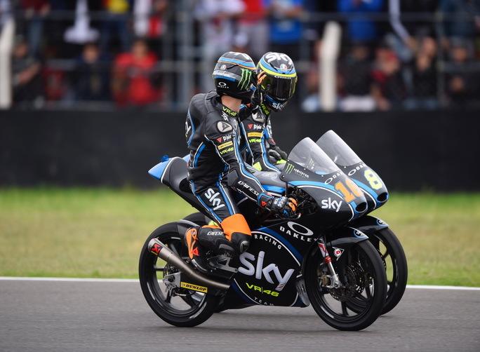 Moto3 Argentina Gara: Migno migliore degli italiani