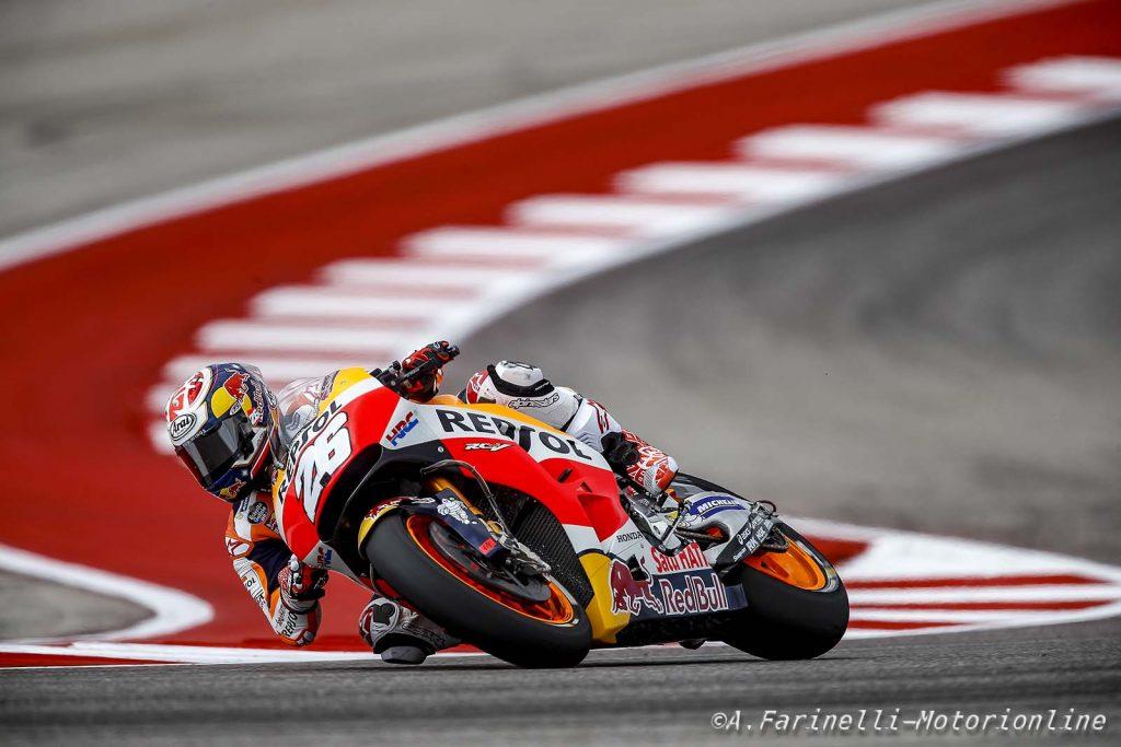 """MotoGP Stati Uniti: Pedrosa, """"Quarto non è così male. Avrei potuto essere terzo"""""""