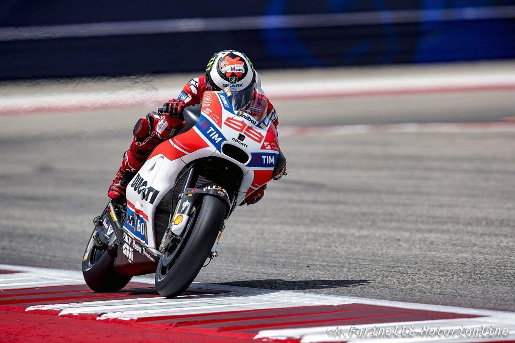"""MotoGP   Stati Uniti, QP: Lorenzo, """"Finalmente siamo riusciti ad ottenere un buon risultato"""""""