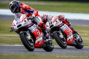 """MotoGP Argentina Gara: Petrucci, """"Purtroppo non ho potuto sfruttare al massimo il potenziale della moto"""""""