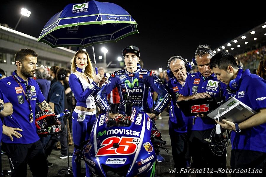 """MotoGP Preview Argentina: Vinales, """"Riesco a sentire la pressione, ma questo mi motiva ancora di più"""""""