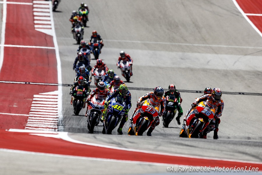 MotoGP: Test Michelin a Le Mans il 2 e 3 maggio