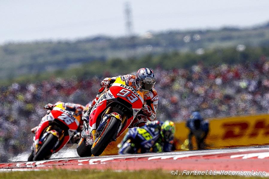 """MotoGP: Marquez difende Zarco, """"Se tu sei aggressivo, possano farlo anche gli altri"""""""