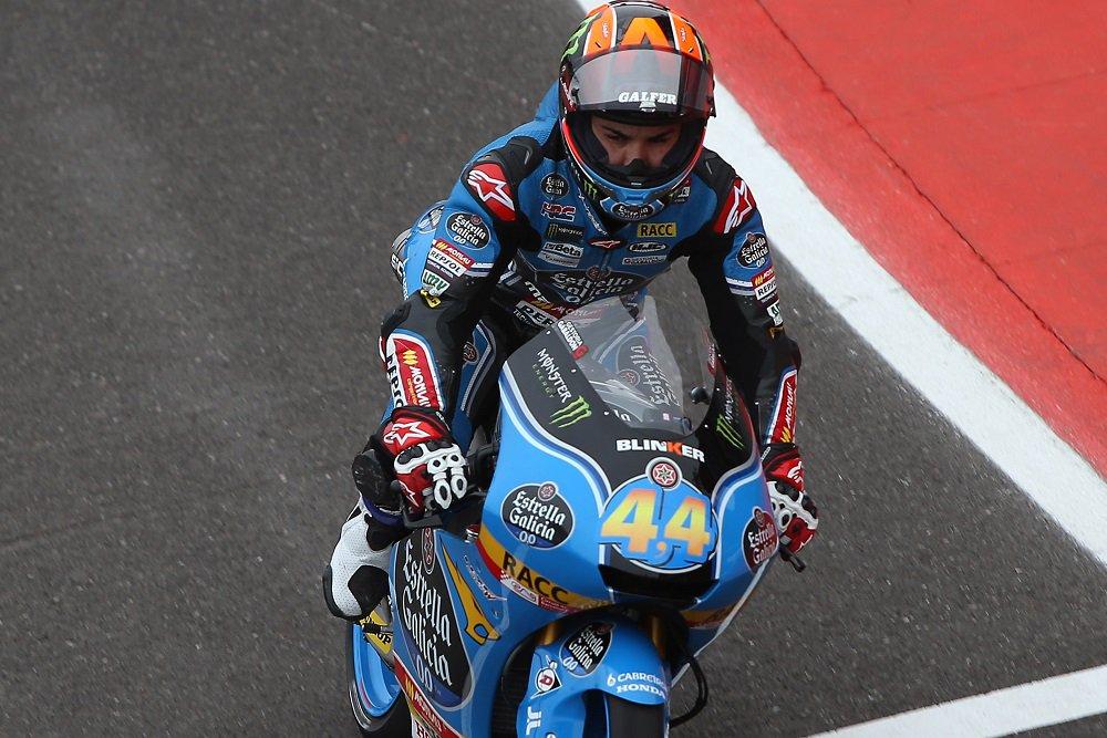 Moto3 Stati Uniti, FP1: Canet svetta a Austin, Fenati alle spalle a un secondo