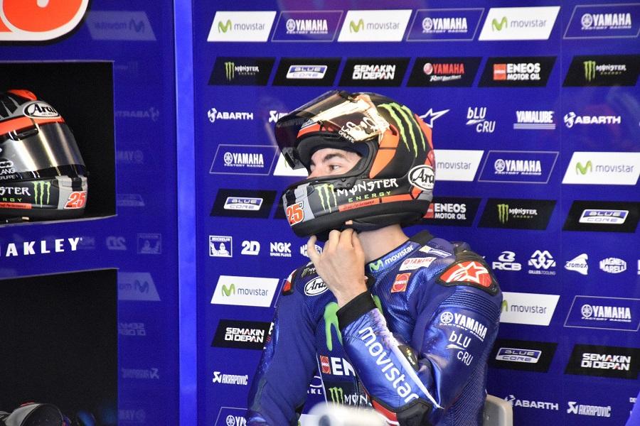 MotoGP Stati Uniti, FP1: Vinales mette le ali a Austin, Dovizioso terzo, Rossi 8°
