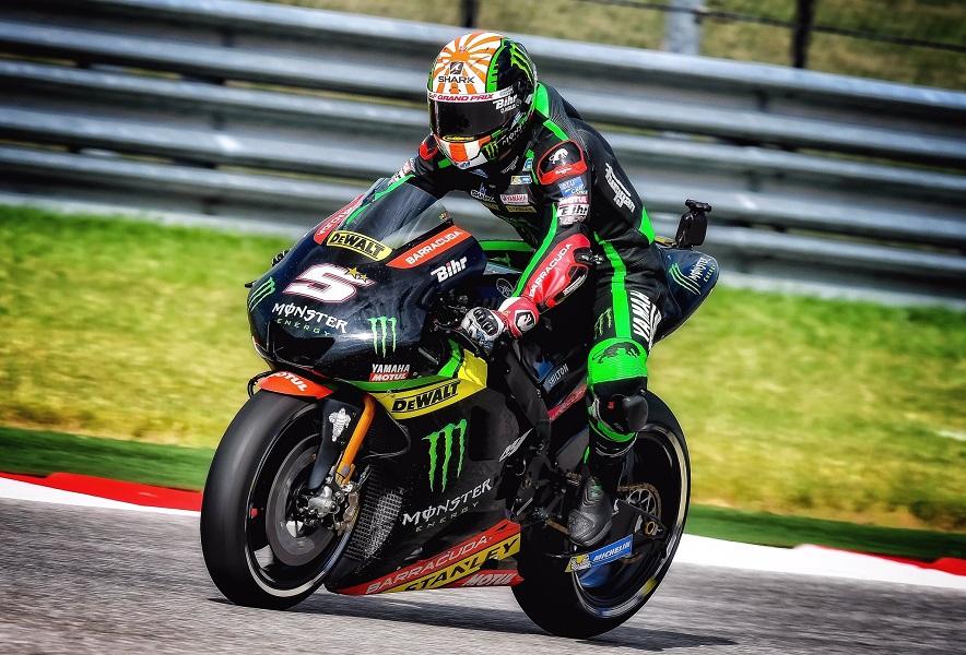 """MotoGP Stati Uniti: Zarco,  """"Non volevo davvero creare un problema a Vale"""""""