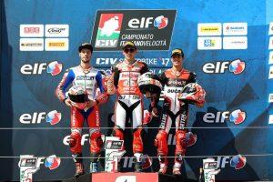 CIV: Pirro inizia con il piede giusto in Superbike davanti a Zanetti e Rinaldi