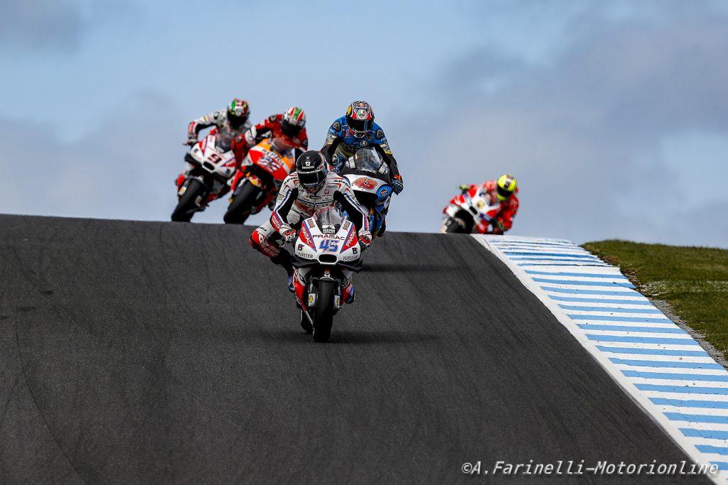 """MotoGP   Michelin """"main sponsor"""" del prossimo Gran Premio d'Australia"""