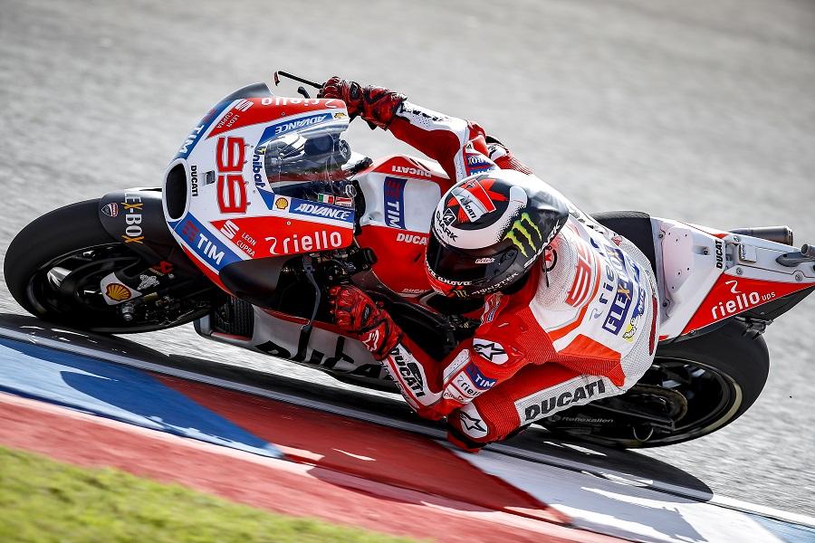 """MotoGP Argentina Day 1: Lorenzo, """"Con lo pneumatico più duro avrei potuto abbassare il mio tempo"""""""