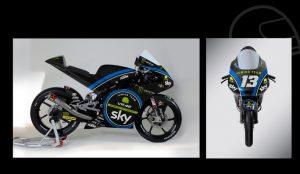 Moto3: Nuova partnership tra Sky e la VR46 di Valentino Rossi