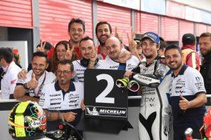 "MotoGP   Argentina, QP: Abraham, ""Sensazioni incredibili"""