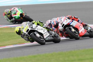 "MotoGP Argentina: Bautista, ""Ottimo quarto posto"""