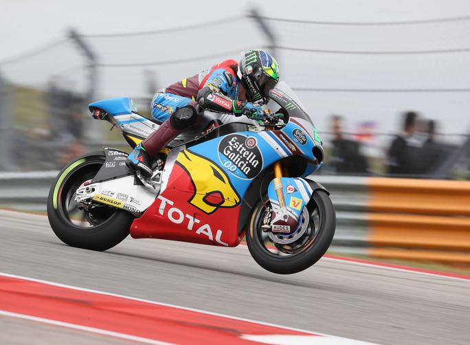 """Moto2  Pole di Morbidelli: """"Pronto a lottare per la vittoria"""""""