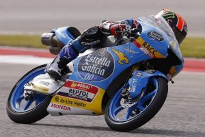 Moto3 Stati Uniti, QP: Canet, pole con  record, Fenati in prima fila, bene gli italiani