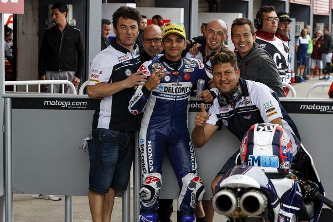 Moto3 Argentina: La parola ai piloti del podio, Mir, McPhee e Martin