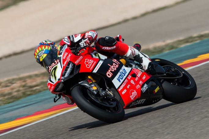 Superbike, Pirelli Aragon Round FP3: Davies precede Rea e Melandri