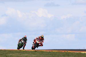 Superbike, Pirelli Aragon Round, Gara2: Chaz Davies firma la prima vittoria in stagione