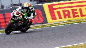 Superbike: Alex De Angelis concentrato sul lavoro con le Pirelli