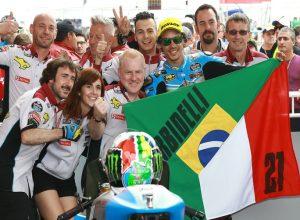 """Moto2 Argentina Gara: Morbidelli, """"Vincere due volte è incredibile"""""""