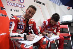 """MotoGP: Andrea Dovizioso, """"Sono stato vicino alla Honda"""""""
