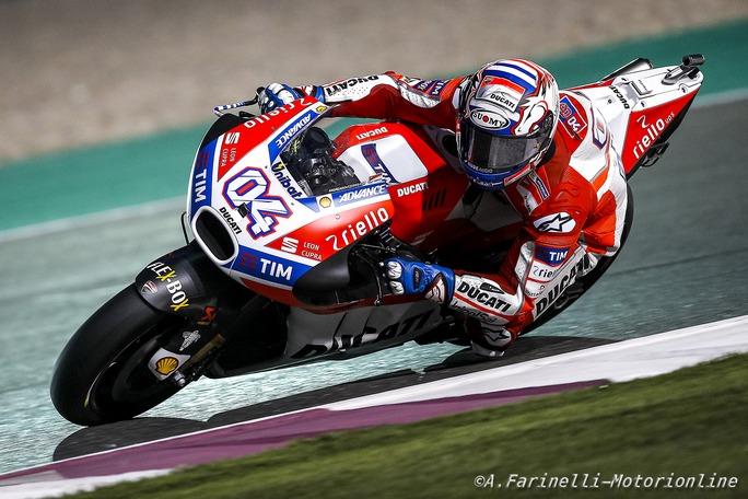 """MotoGP: Andrea Dovizioso, """"Affrontiamo il weekend in Argentina molto carichi"""""""