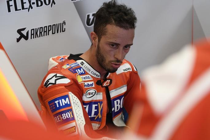 """MotoGP: Andrea Dovizioso, """"I problemi Ducati sono quelli di sempre"""""""