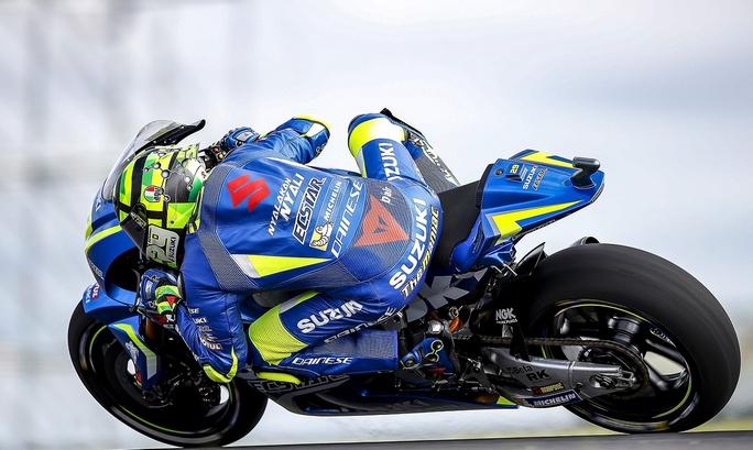 """MotoGP Stati Uniti: Iannone, """"Non siamo soddisfatti"""""""