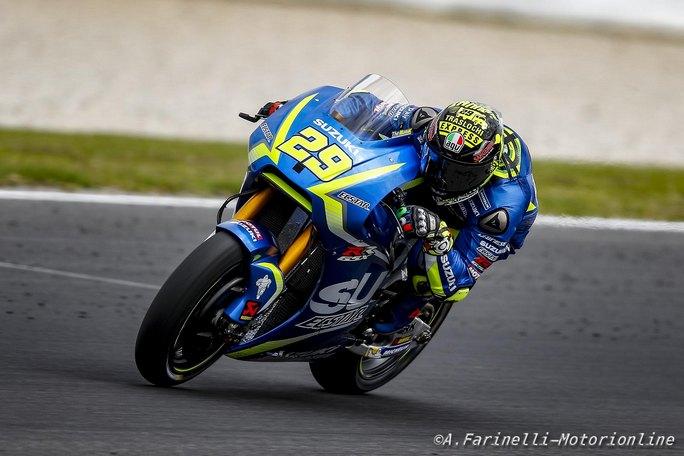 """MotoGP Argentina Day 1: Iannone, """"Dobbiamo migliorare ma sono soddisfatto"""""""