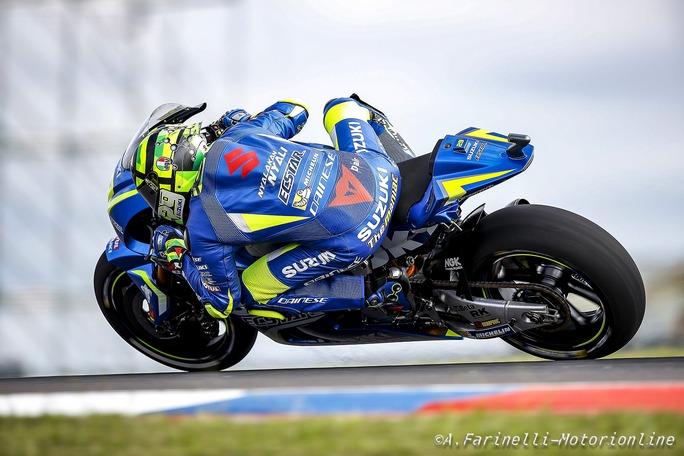 """MotoGP Argentina: Iannone, """"Altra giornata storta, potevamo puntare alla Top Five"""""""