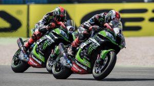 Acerbis Dutch Round, Gara 2: Kawasaki domina il fine settimana
