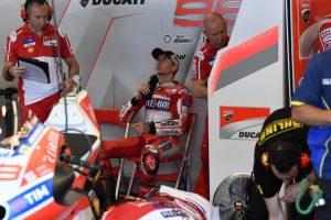 """MotoGP Stati Uniti: Lorenzo, """"Rossi è un grande esempio per tutti"""""""