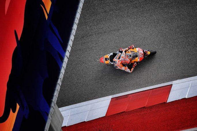 "MotoGP Stati Uniti, FP2: Marquez ""risponde"" a Vinales, Rossi è quarto"