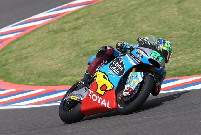 """Moto2: Franco Morbidelli, """"Ad Austin per difendere il mio vantaggio in campionato"""""""