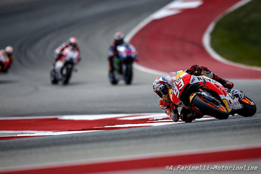 MotoGP | Brembo, il GP degli Stati Uniti dal punto di vista dei freni