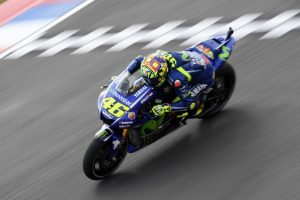 """MotoGP Argentina: Rossi, """"E' un bellissimo risultato per me e per tutto il team"""""""