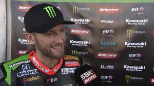 Superbike, Pirelli Aragon Round: Jonathan Rea non cede la leadership in prova