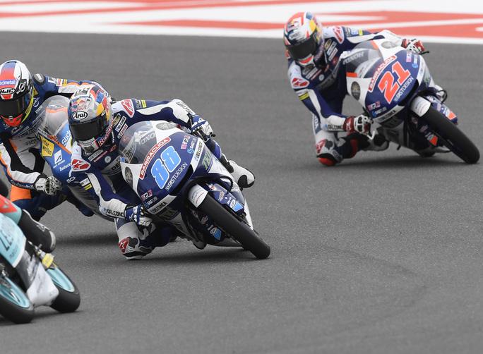 Moto3| Preview Stati Uniti, i piloti del team Gresini si preparano per la sfida americana
