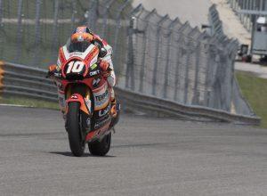 Moto2  Stati Uniti: Marini chiude nella top 10; gara sfortunata per Baldassarri