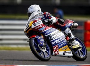 Moto3 Argentina, QP: Fenati in seconda fila