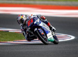 """Moto3 Argentina Day 1: Di Giannantonio, """"Possiamo fare un passo avanti"""""""