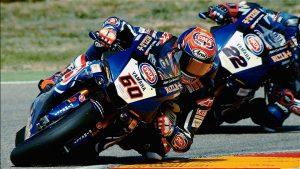 Superbike: Michael Van der Mark punta alla vittoria