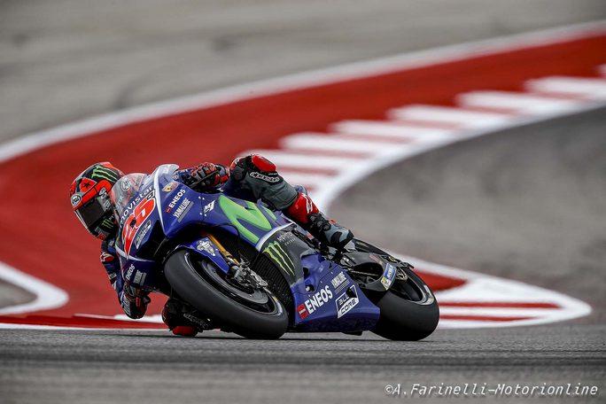 """MotoGP Stati Uniti: Vinales, """"Possiamo giocarci la vittoria"""""""
