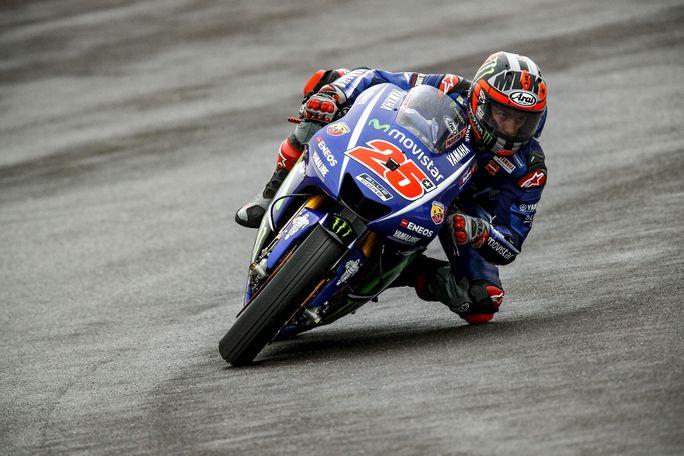 """MotoGP Argentina QP: Vinales, """"Non sono deluso, posso lottare per la vittoria"""""""